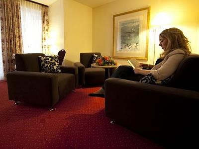 Sachsenwald Hotel Reinbek Bild 7