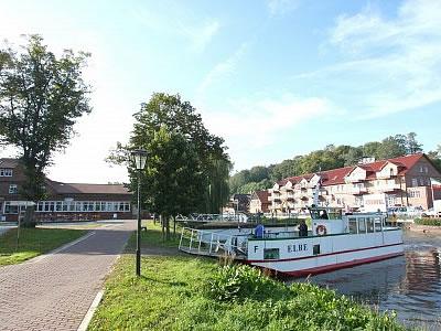 Hotel Hafen Hitzacker (Elbe) Bild 2