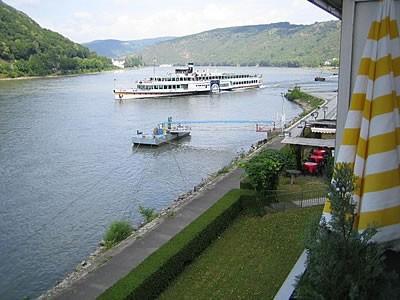Hotel Rheinpavillon Bild 2