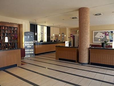 BEST WESTERN PREMIER Hotel Park Consul Bild 2