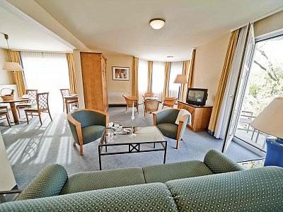 Aquamarin Hotel Bild 3