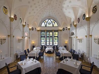 Schlosshotel Burg Schlitz, Relais & Châteaux Bild 2