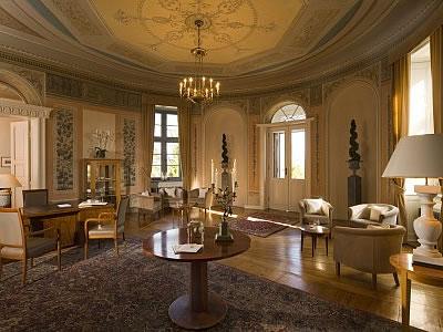 Schlosshotel Burg Schlitz, Relais & Châteaux Bild 7