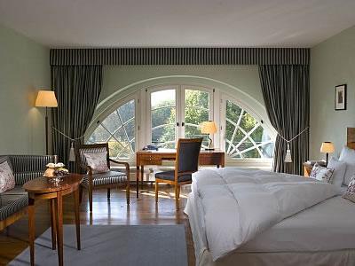 Schlosshotel Burg Schlitz, Relais & Châteaux Bild 8