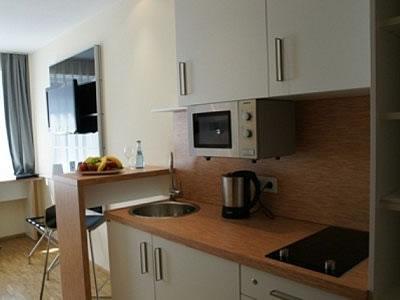 Zeitwohnhaus Suite Hotel & Serviced Apartments Bild 5