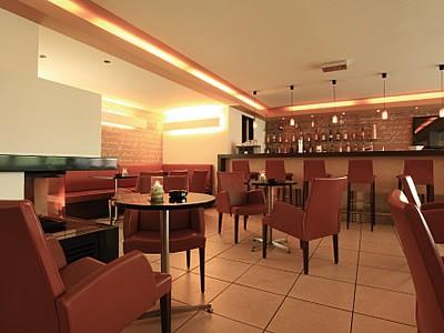 Ludwig Eins Hotel Restaurant Bild 2