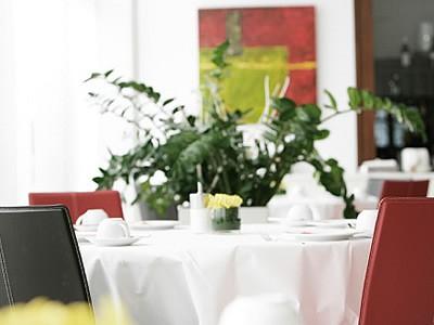 Ludwig Eins Hotel Restaurant Bild 6