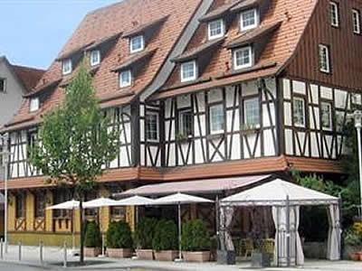 Hotel Restaurant Alt-Ebingen