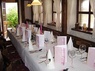 Hotel Restaurant Alt-Ebingen Bild 6