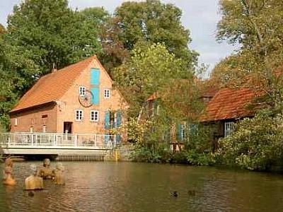Hotel Restaurant Meyerhof Heiligenrode Bild 3