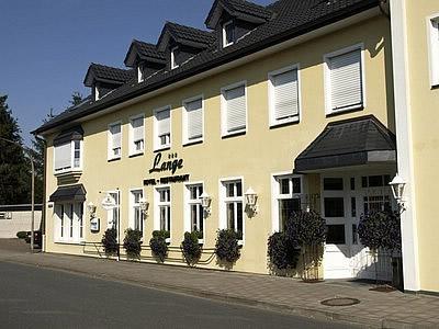 Landidyll Hotel Lange