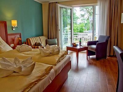 Strandhotel Baabe Bild 2