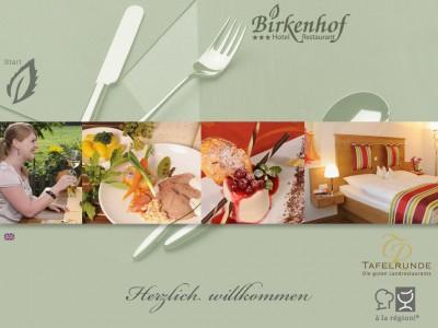 Landidyll Hotel Restaurant Birkenhof Bild 2