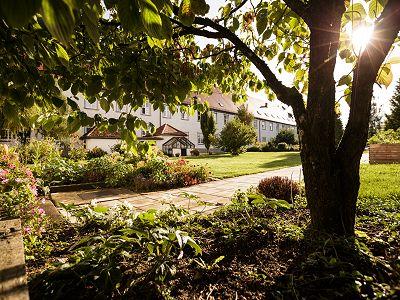 Hotel KurOase im Kloster Bild 11