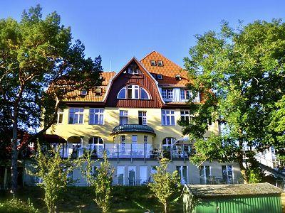 VCH- Hotel Strandvillen Heringsdorf