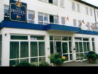 Best Hotel Mindeltal, Jettingen-Scheppach