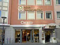 City Partner Hotel Goldenes Rad, Ulm