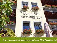 Berghotel Wiedener Eck, Wieden